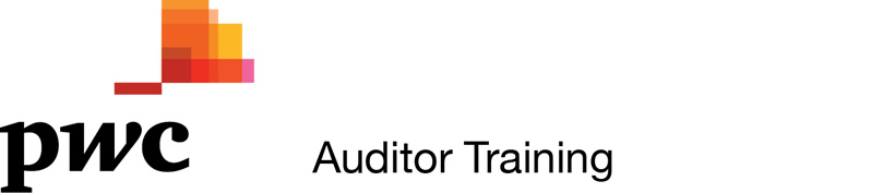PwC's Auditor Training