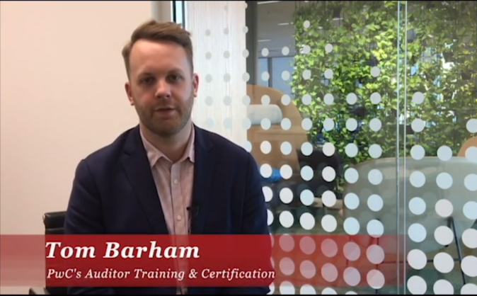 Watch Tom Barham talking about the transition requirements